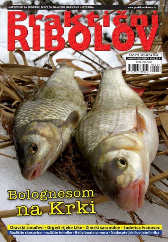 Prakticni ribolov naslovna 71