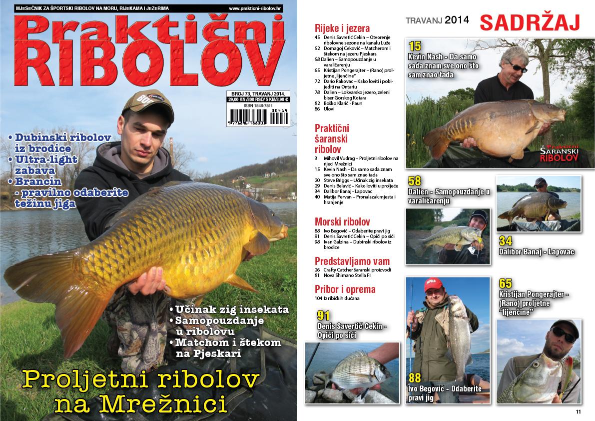 Prakticni ribolov 73 naslovna