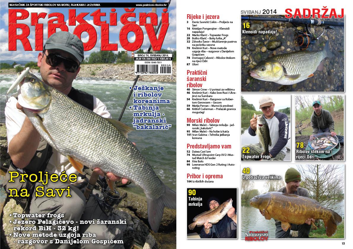 Prakticni ribolov 74 sadrzaj